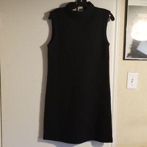 EUC VINTAGE DKNY 100% Wool Sleeveless Dress